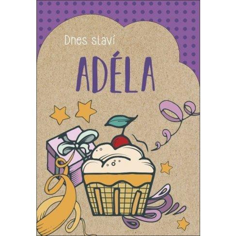 ALBI Přání - Adéla