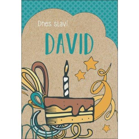 ALBI Přání - David
