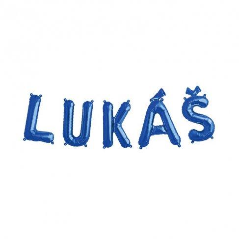 ALBI Nafukovačka - Lukáš
