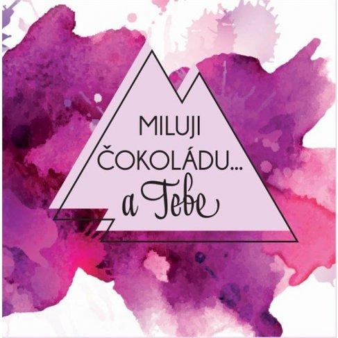 ALBI Čokoláda - Miluju