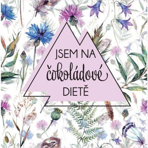 ALBI Čokoláda - Dieta