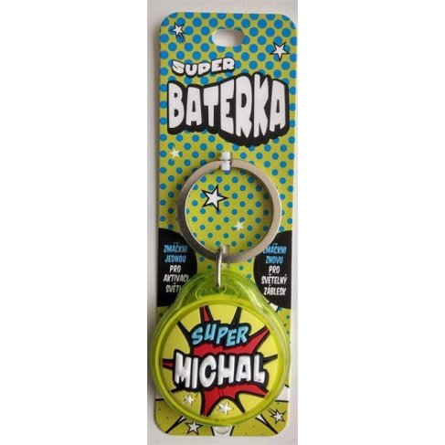 ALBI Super baterka - Michal