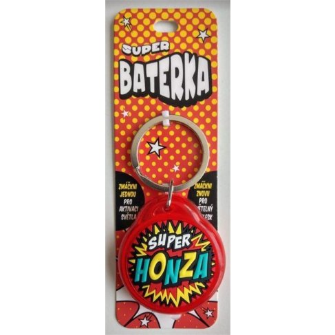 ALBI Super baterka - Honza