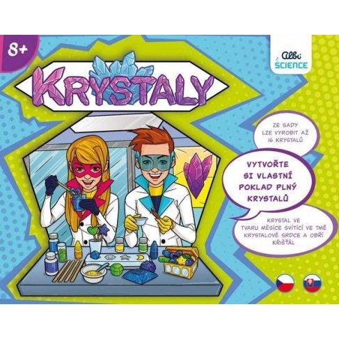 ALBI Krystaly - Albi Science