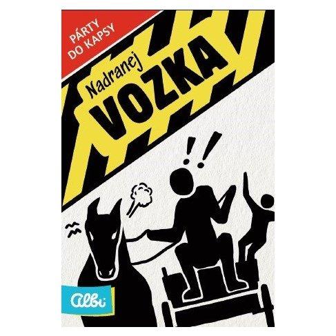 ALBI Párty do kapsy - Vozka