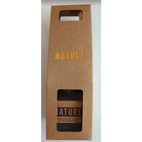 ALBI Difuzér - Bambusové dřevo a zázvorník