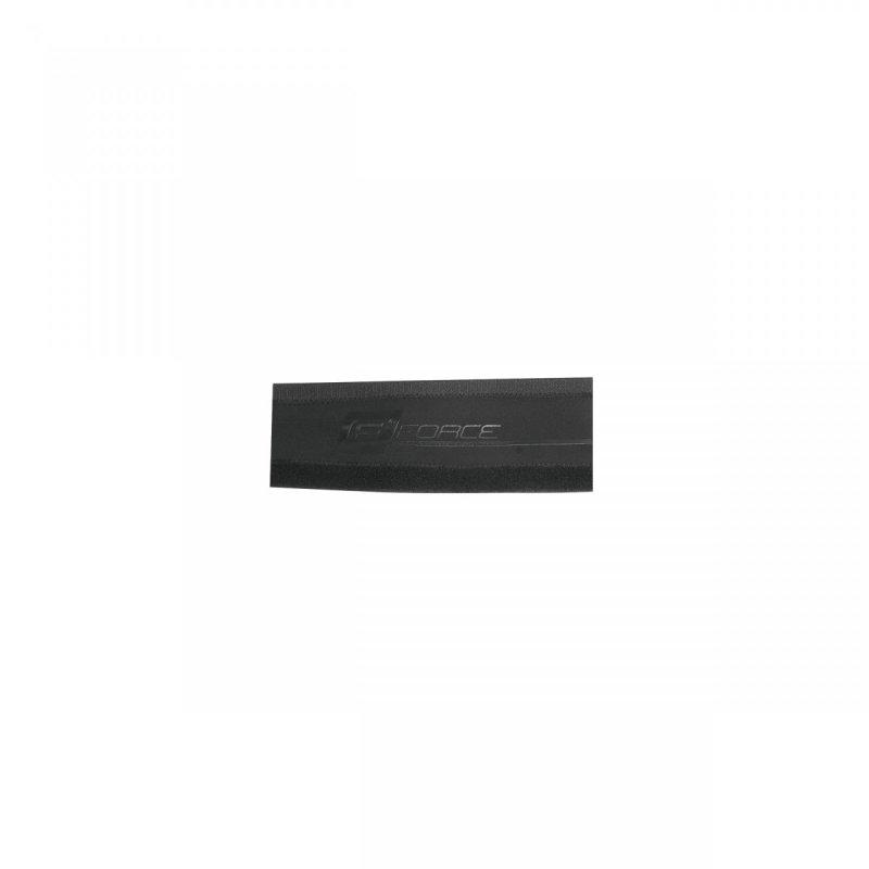 kryt pod řetěz FORCE neoprén 8 cm, černý