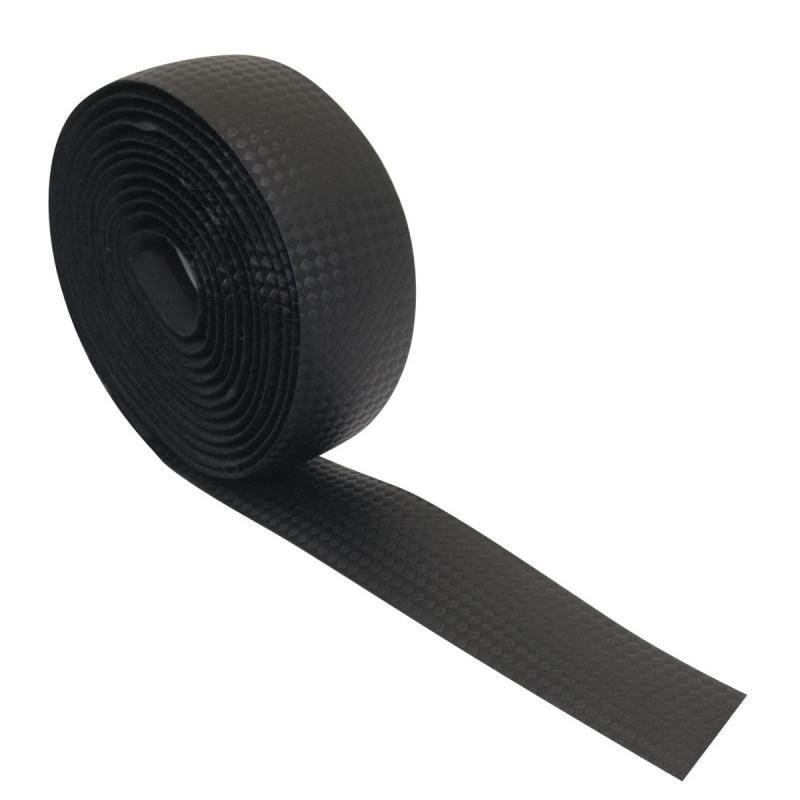 omotávka FORCE karbon, černá