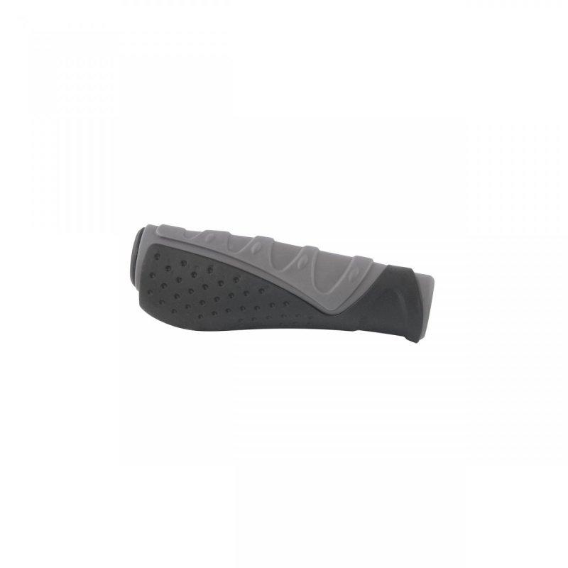 madla FORCE gumová tvarovaná, černo-šedá, balená