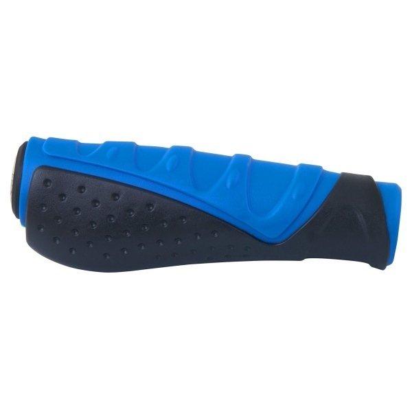 madla FORCE gumová tvarovaná, černo-modrá, balená