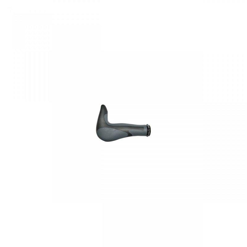 madla F GEL s integrovanými rohy 113mm, černo-šedá