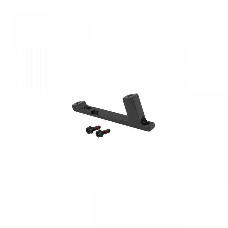 adaptér přední FORCE POST/ POST 180mm, černý