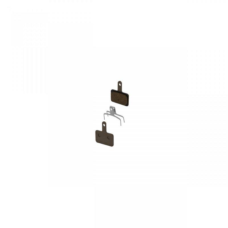 destičky brzdové SH BRM515 polymerové, s pružinou