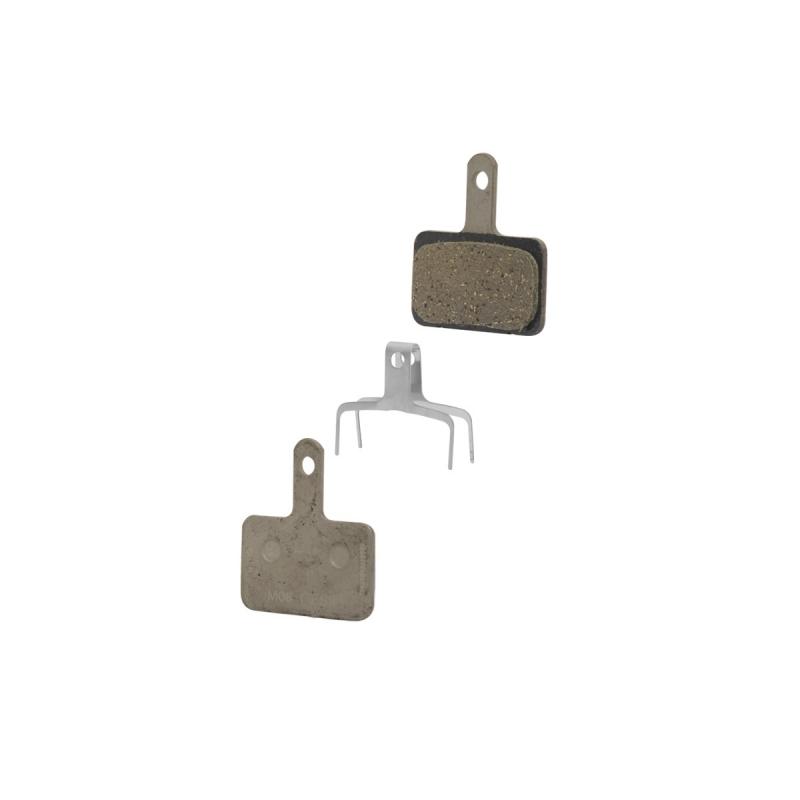 destičky brzdové SH BRM416/486 polymer, s pružinou