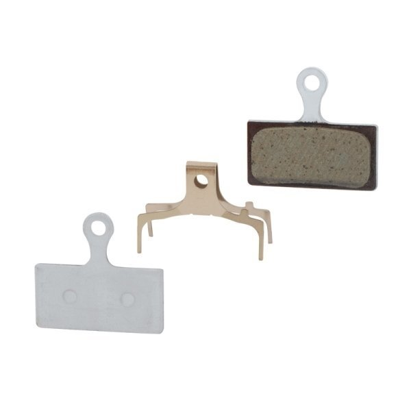 destičky brzd SH BRM985 polymerové, s pružinkou