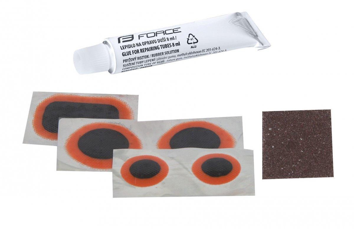 lepení FORCE 5 plastová krabička-malá 80x40x20mm