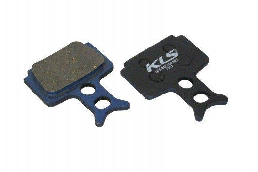 Brzdové destičky KLS D-10, organické (pár)