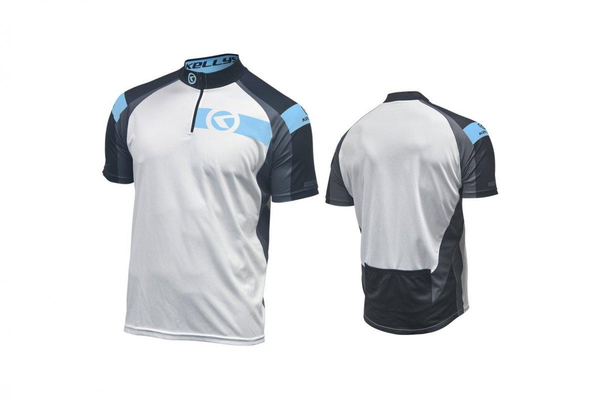 Dres KELLYS PRO Sport krátký rukáv blue
