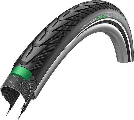 Schwalbe plášť Energizer Plus 26x1.75 Addix E černá+reflexní pruh