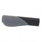 madla FORCE BOW tvarovaná, černo-šedá, balená