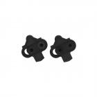 zarážky-kufry SHIMANO SPD SM-SH51 černé