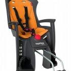 sedačka HAMAX SIESTA zadní tmavě šedá/oranžový