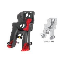 sedačka RABBIT HANDLEFIX přední šedá/červený