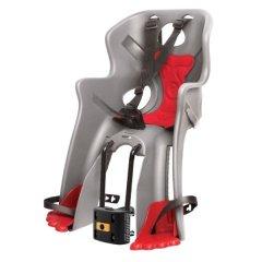 sedačka RABBIT B-FIX přední stříbrná/červený
