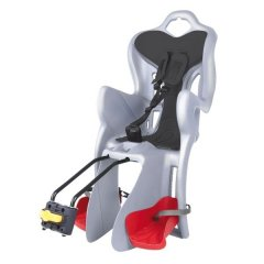 sedačka B-ONE STANDARD zadní stříbrná/černý