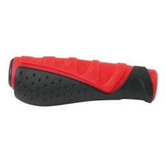 madla FORCE gumová tvarovaná, černo-červená,balená