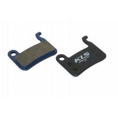 Brzdové destičky KLS D-03, organické (pár)