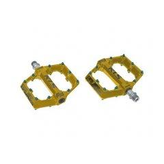 Pedál KLS FLAT 50 yellow