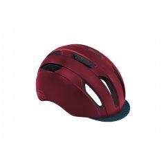 KELLYS Přilba TOWN CAP ruby red M/L