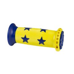 madla STAR gumová dětská, žluto-modrá, OEM