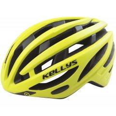 KELLYS Přilba SPURT neon yellow M/L