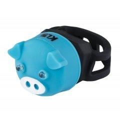 KELLYS Osvětlení zadní KLS PIGGY, blue