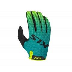 KELLYS Rukavice KLS Plasma green XS