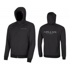 KELLYS Mikina MEN´S CHROMATIC Black - XL