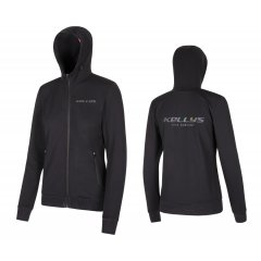 KELLYS Mikina WOMEN´S CHROMATIC Black - XL