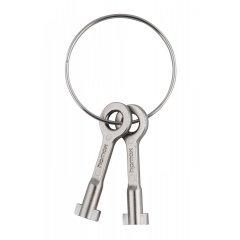 klíčky náhradní k uzamyk.držáku HAMAX SIESTA(1pár)