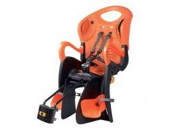 sedačka TIGER RELAX B-FIX zadní črn-oranž/oranž