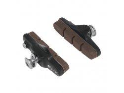 gumičky brzd F silniční výměnné korkové,črn 55mm
