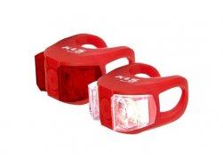 Osvětlení set KLS TWINS, red
