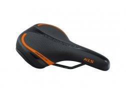 Sedlo KLS COMFORTLINE 017, orange
