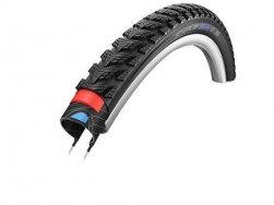 Schwalbe plášť Marathon GT365 47-622 DualGuard černá+reflexní pruh