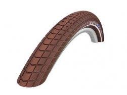 Schwalbe plášť Big Ben 50-622 KevlarGuard coffee+reflexní pruh