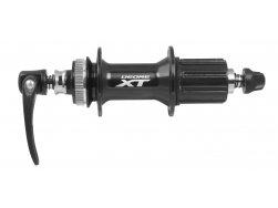 náboj zadní XT FHM8000 černý kot.CENTER LOCK 32 d