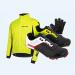 Oblečení, boty na kolo