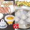 Eggies nádobky na varenie vajíčok
