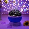 Lampička a projektor noční oblohy - deluxe